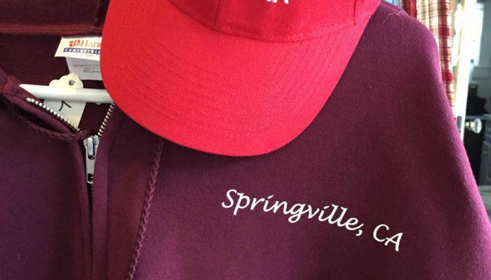 Springville, CA Sweatshirts