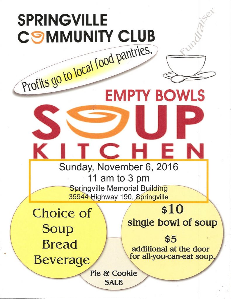 Empty Bowl Soup Kitchen